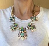 Trellis Necklace - $98