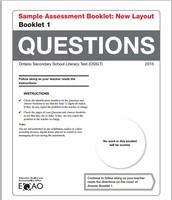 EQAO - Grade 10 OSSLT Booklet 1
