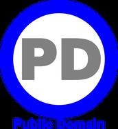 Public Domain: