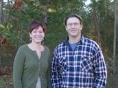 Melanie Reding & Gregg Sakowicz
