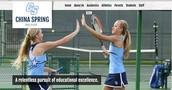 CS Cougar Tennis