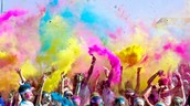 Fletcher 5K Color Run