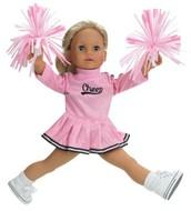 Cheerleader Dolls