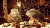 Mr. and Mrs. Beaver