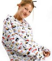 Tuesday: Pajama/Crazy Day