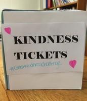 Kindness Tickets