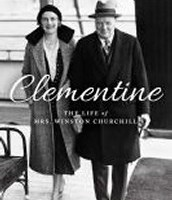 Clementine the life of Mrs. Winston Churchill / [sound recording (CD)] : by Sonia Purnell