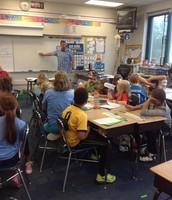 Mr. Leman's Class