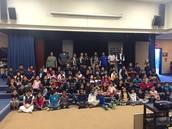 KDU Kids Representing