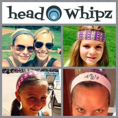 HeadWhipz Owner, Melanie Whipple
