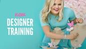 New Designer Website + Training