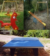 6 playground zones