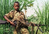 History of child soldiers in Sierre Leone
