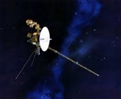 Voyager 2 exploring the Solar System