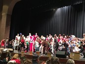 Outstanding 4th grade musical performance