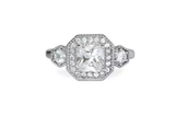 Deco Ring Size 8