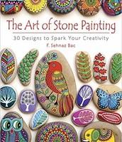 L'arte della pittura di pietra: 30 disegni per suscitare la vostra creatività