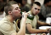 Drinking Age in the Military