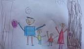 ציור למשפחה