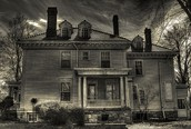 The Mysterious Old House