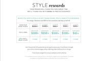 Style Rewards