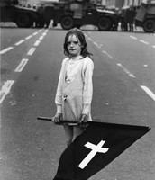 Belfast, Irlanda do Norte, 1972