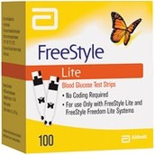 FreeStyle Lite 100 CT
