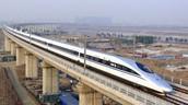 Tren Bala en China