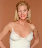 Lisa Kudrow a.k.a. Phoebe Buffay