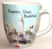 Empire Big City Harbor Mug