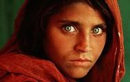 The Afghan Girl (Sharbat Gula)