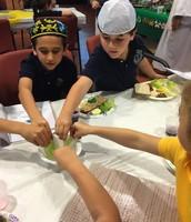 Carpas as the Seder