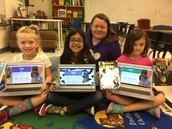 First Graders Go Batty with Research