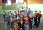 Un club de basket
