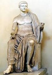 How did Caligula achieve power?