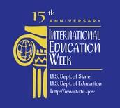 Celebrate International Education Week!