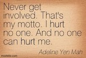 This is an inspiring quote by Adeline Yen Mah