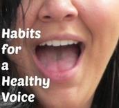 Do: Tips for optimal Voice