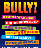 Why do people bully each other?