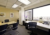 EXECUTIVE TEAM SUITE - $3,700 *price valid until 10/4/13 only! - SEATS UP TO 8 PEOPLE ( 3 PRIVATE OFFICES )