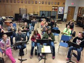 Southwest Valley Middle School Band!