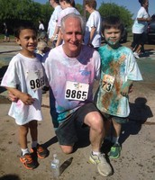All Smiles At The Color Run!