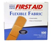 First Aid Flexible Fabric