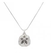 Sand Dollar Expandable Necklace