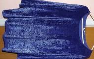 Grunge Velvet Dress
