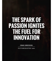 Bringing Passion and Innovation together!