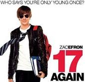 Favorite movie: 17 Again
