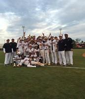 Baseball - Region Champs - Still going!