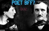 Who's Your BBF Poet Quiz?