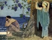 Odysseus homesick